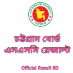 SSC Result 2020 Chittagong Board Marksheet & Number