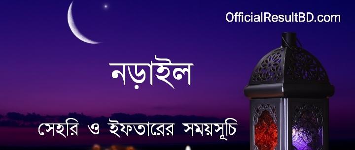 নড়াইল জেলার সেহরি ও ইফতারের সময়সূচি ২০২১ Ramadan Calendar 2021 Narail Sehri & Iftar Time